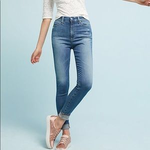 AG Adriano Goldschmied Mila High Rise Skinny Jeans